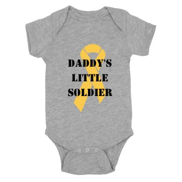 Daddy's Little Soldier