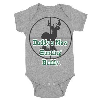 Daddy's New Hunting Buddy