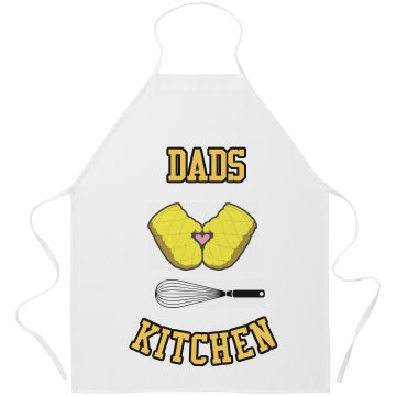 Dads Kitchen Apron