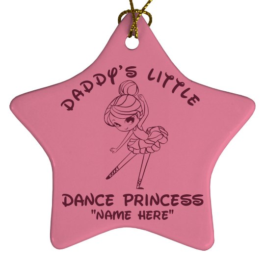 Dad's Little Dancer
