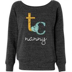 tc nanny wideneck sweater