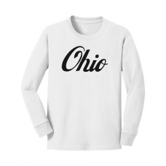 Youth- Ohio - Long sleeve