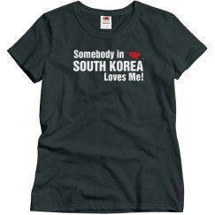South Korean Love