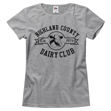 Dairy Club Fair Tee