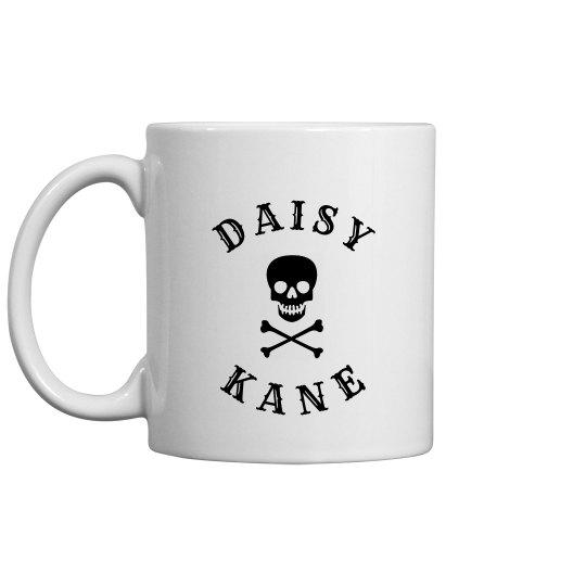 Daisy Kane Ceramic Coffee Mug