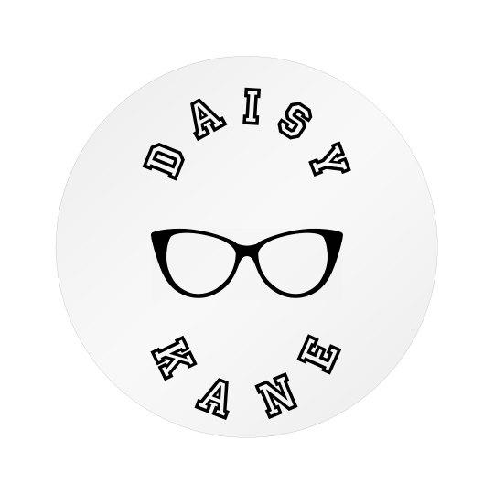 Daisy Kane Novelty Button