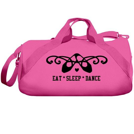 Dance bag - eat sleep dance