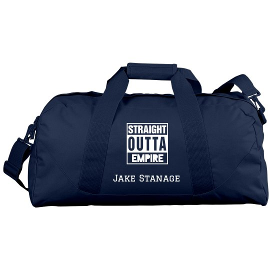 Dance Bag Straight Outta