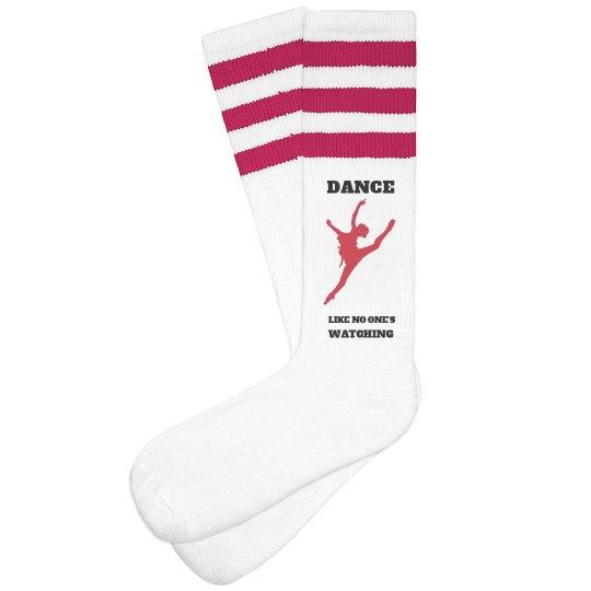 Dance Ballet Socks