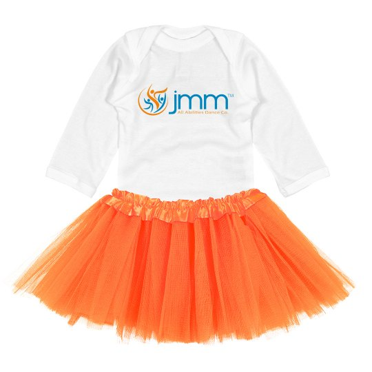 Dance Class Dress for Toddlers
