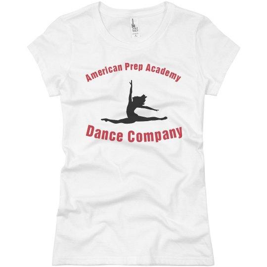 dance co t-shirt