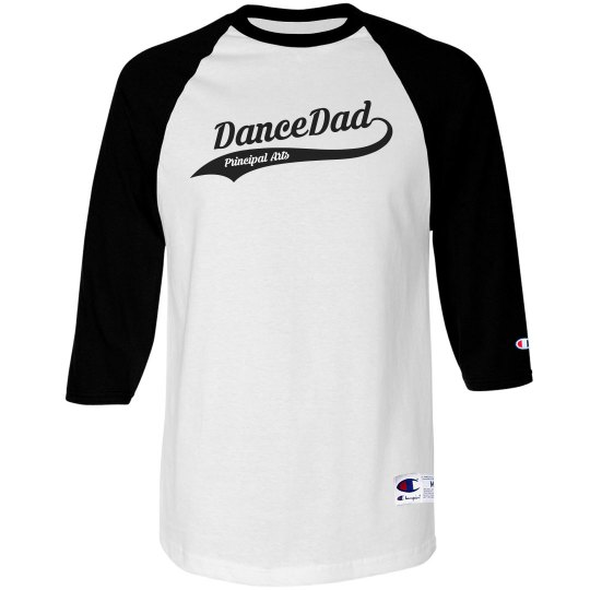 Dance Dad - 3/4 Sleeve Shirt