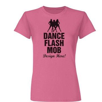 Dance Flash Mob Design