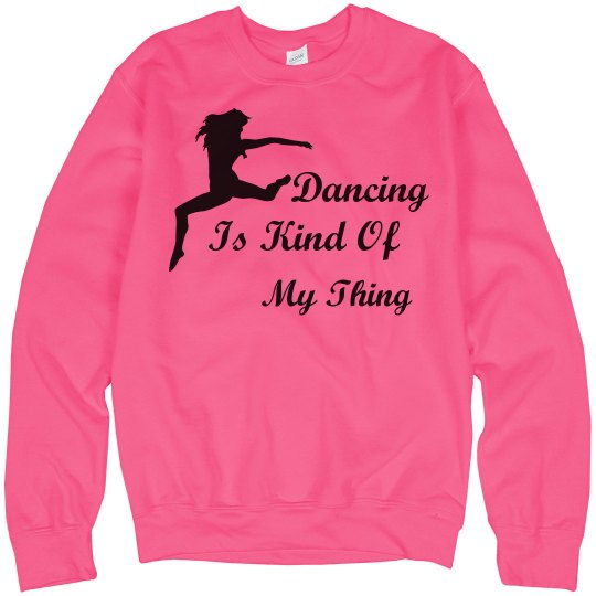 Dance Girl Sweater