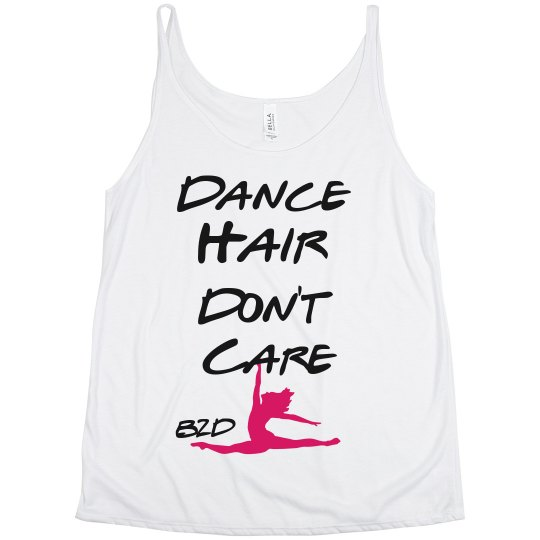 Dance Hair Tank
