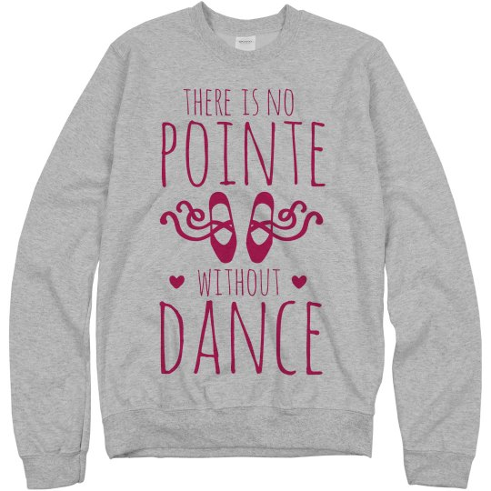 Dance Is My Pointe