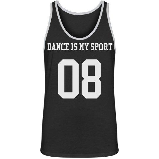 Dance is my Sport Basketball