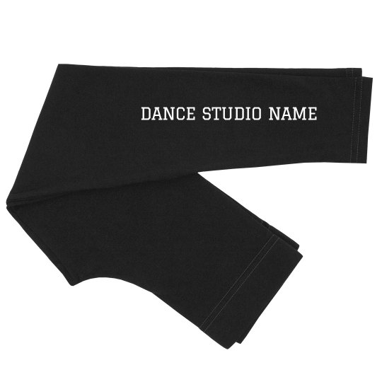 Dance Leggings for the Whole Studio!