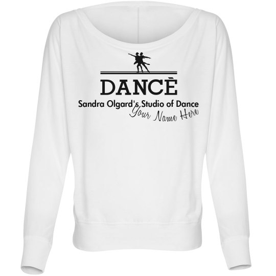 Dance Logo Sweatshirt