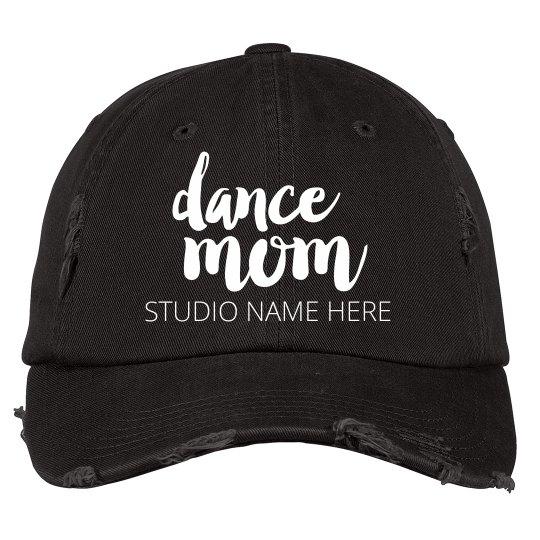 Dance Mom Custom Studio Hat