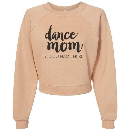 Dance Mom Custom Text Sweater