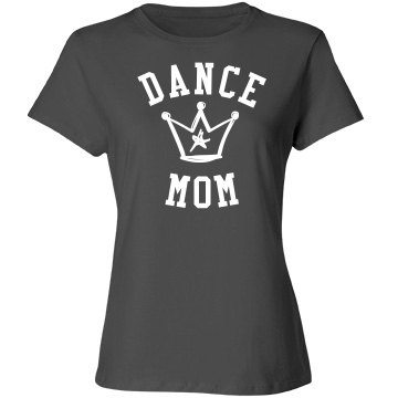 Dance mom deserves crown