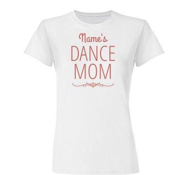 Dance Mom Heart