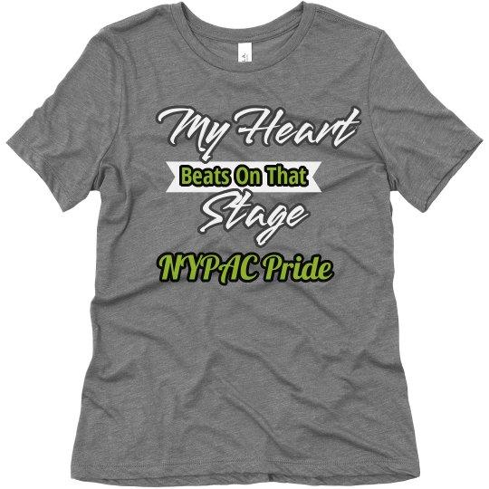 Dance Mom Heart Tshirt