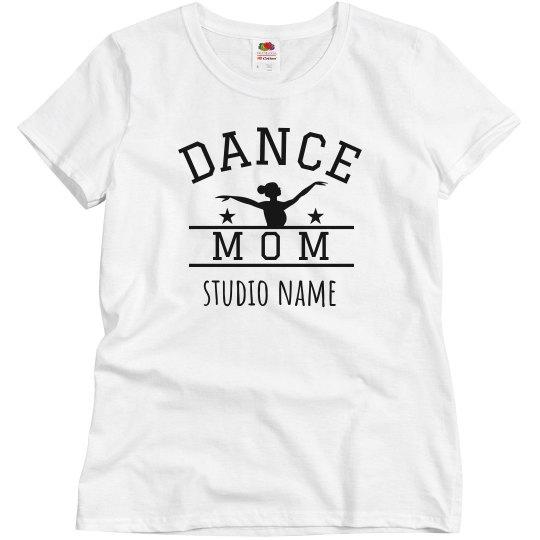 Dance Mom Studio Tee