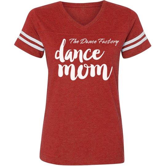 Dance Mom V-Neck