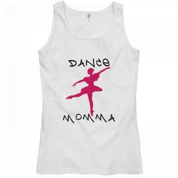 Dance momma tank