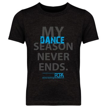Dance Never Ends - T-Shirt