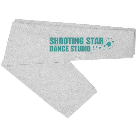 Dance Studio Name Leg Print Custom