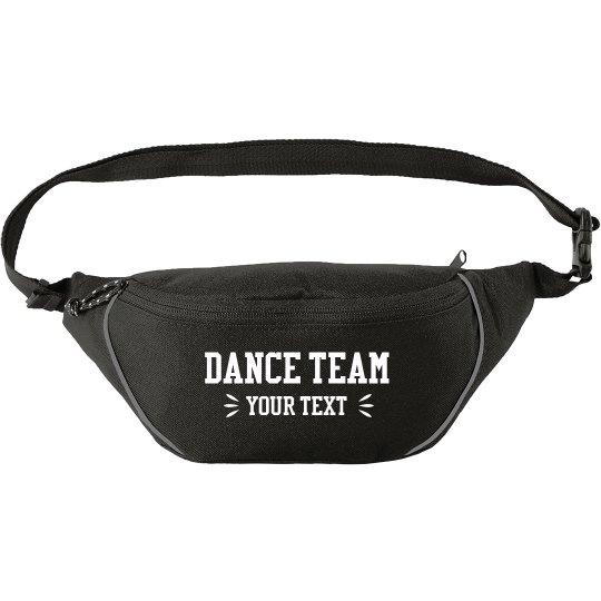 Dance Team Custom Fanny Pack