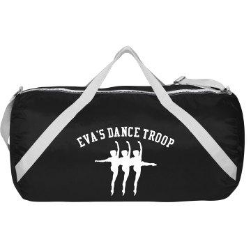 Dance Troop Dancing Bag
