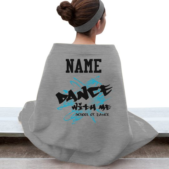 Dance With Me Blanket