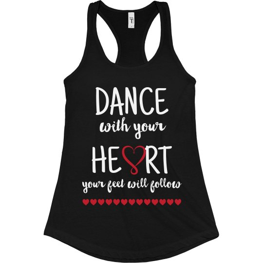 Dance with your Heart