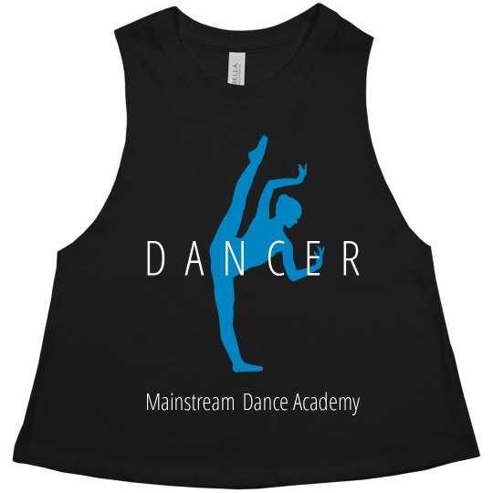 Dancer Crop Tank