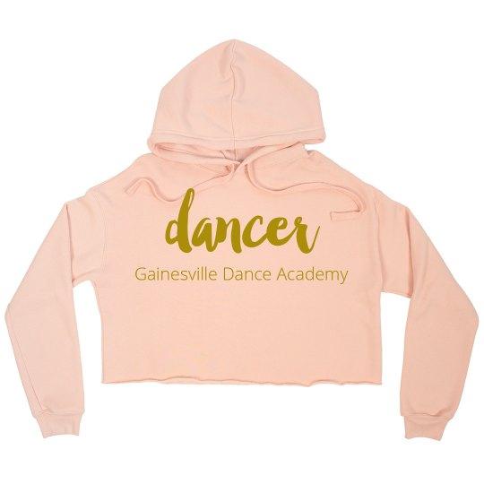 Dancer Feminine Hoodie