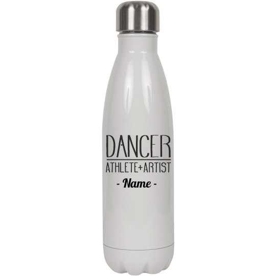 Dancer Water Bottle