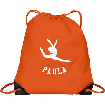 Dancing Drawstring Bags Girls