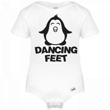 Dancing Feet Penguin