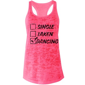 Dancing Pink Tee