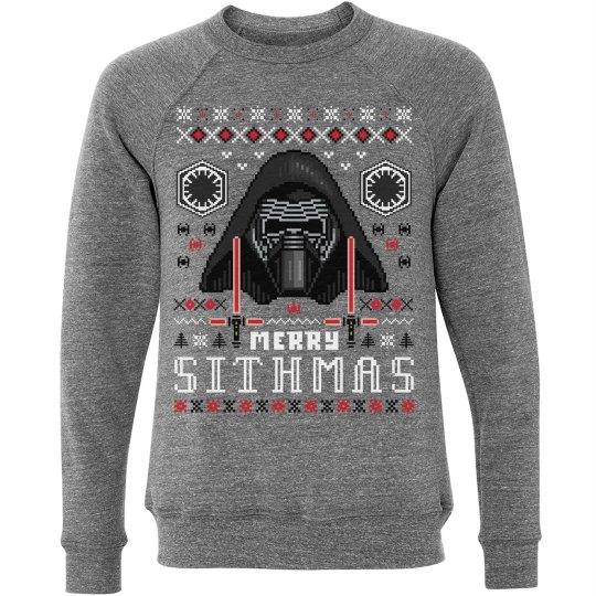 Dark Side Ugly Sweater