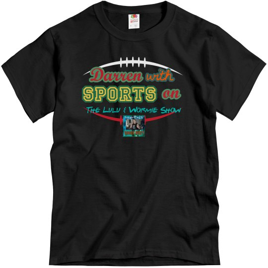 Darren with Sports Shirt 1