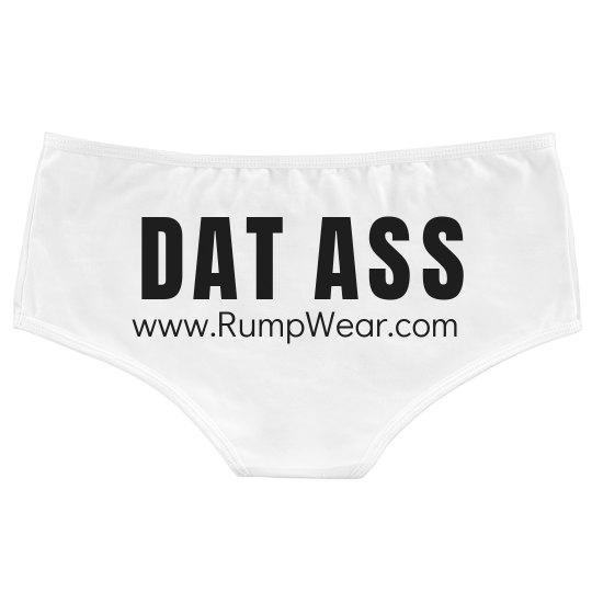 Dat Ass Thong Shorts