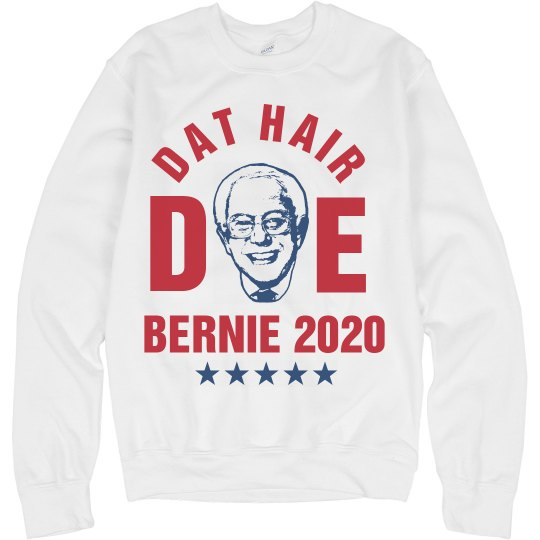 Dat Hair Doe Bernie Sanders