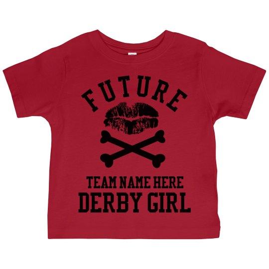 Daughter Roller Derby