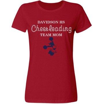 Davidson HS Team Mom