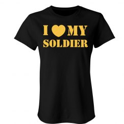 Military Wife Pride